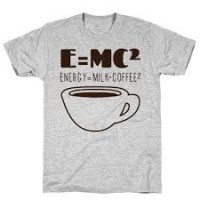 Gray Coffee T-Shirt