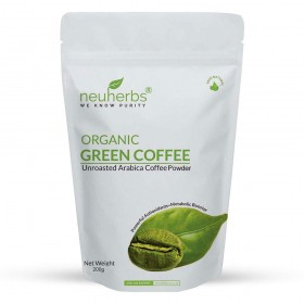 Neuherbs Green Coffee Beans Powder for Weight Loss 200g