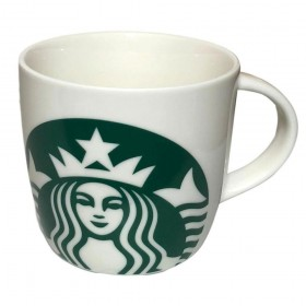 Starbucks Logo Mug, 14oz