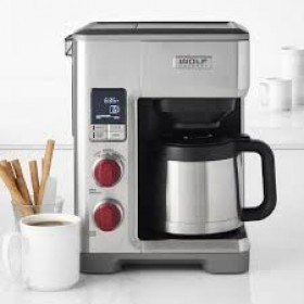 Mainstays Black 5-Cup Coffee Maker