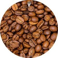 Coffee Beans Graphic Drum